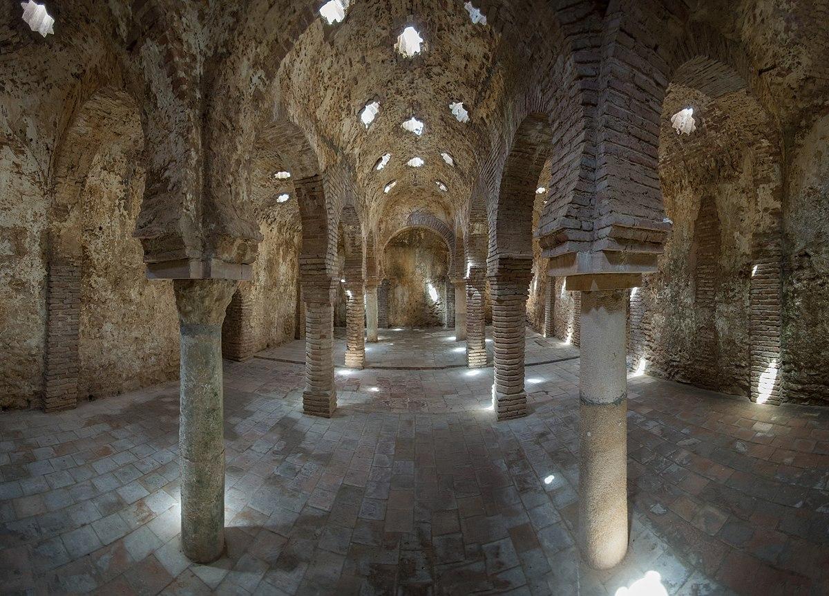 Baños Arabes San Miguel | Banos Arabes De Ronda Wikipedia La Enciclopedia Libre