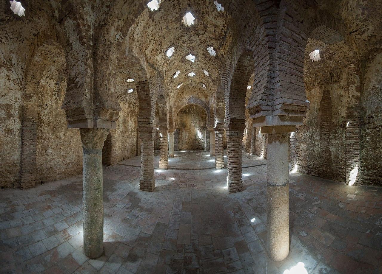 Baño Arabe En Toledo:ª – Pedro J Pacheco Baños árabes en Ronda, provincia de Málaga