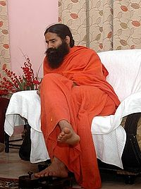 Police break up Ramdev's fast