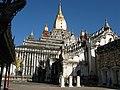 Bagan, Myanmar, Ananda Temple.jpg