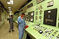 Baghdad South Power Station - October 2003 - control room.jpg