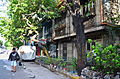 Bahay na bato apartments in Santa Cruz, Manila.JPG