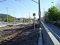Bahnhof Jena Zwätzen, Gleis 1.JPG