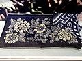 Bai fabric, tie-dyed - Yunnan Provincial Museum - DSC02211.JPG