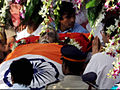 Bal Thackerey in lying in state.jpg