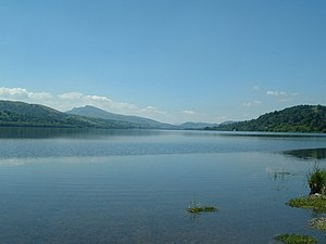 Bala Lake - View from Bala