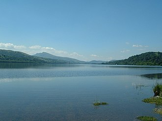 Bala Lake - View from Bala