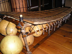 Image illustrative de l'article Balafon