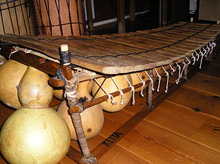 Balafon type of wooden xylophone originating in Mali