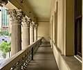 Balcony at the front of Customs House, Brisbane, Queensland.jpg