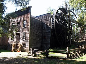 Napa County, California - Image: Bale Mill, CA 128, St. Helena, CA 10 22 2011 11 47 42 AM