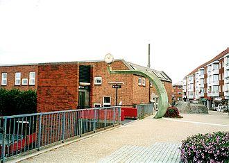 Ballerup station - Image: Ballerup station (3993263809)