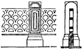 Balustrad fr?n Sofiakyrkan i Konstantinopel 2, Nordisk familjebok.png