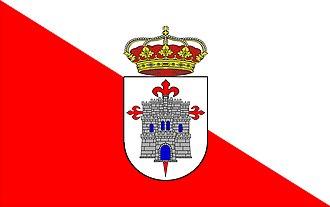 Azuaga - Image: Bandera Azuaga