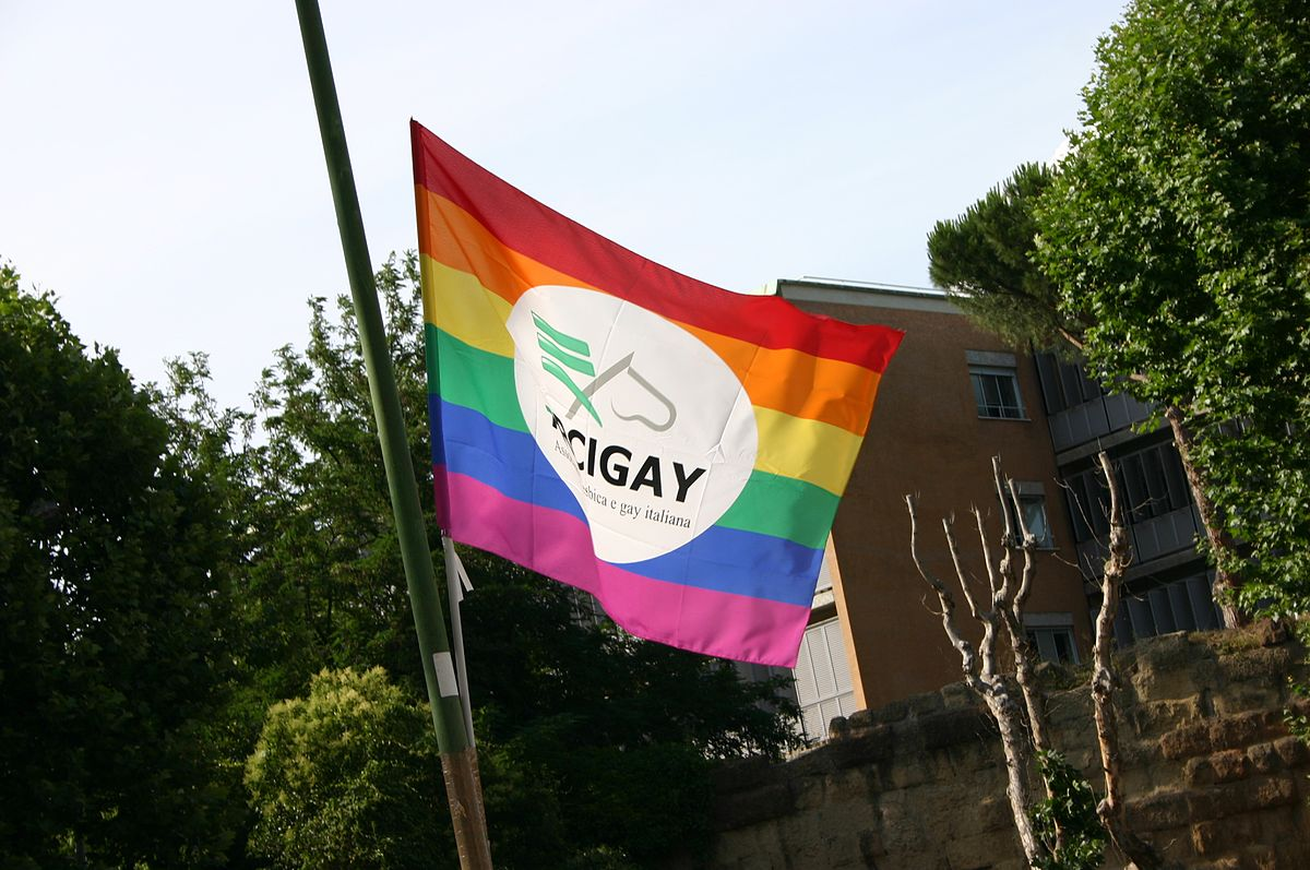 gay roma Foto pride 2007