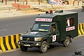 Bangladesh Army Toyota Land Cruiser 70 ambulance. (32682052831).jpg