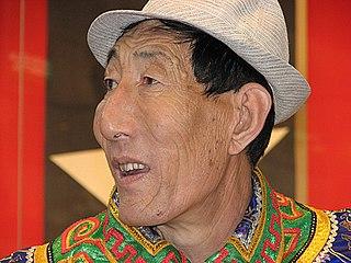 Bao Xishun Tallest man alive
