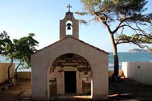 Cerbonius - Saint Cerbonius chapel at Baratti