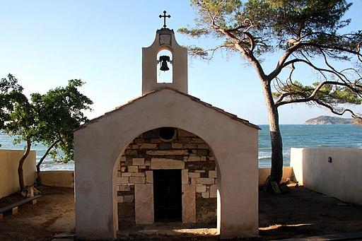Baratti, Cappella di San Cerbone