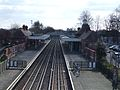 Barkingside station high southbound from road bridge.JPG