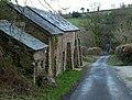 Barn at Treburrow - geograph.org.uk - 722110.jpg