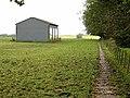 Barn behind Carraw Farm - geograph.org.uk - 1020198.jpg