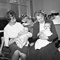 Barnavårdscentralen på Uddevalla lasarett 1957.jpg