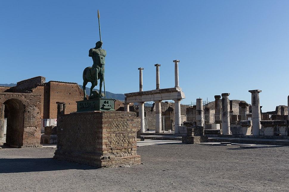 Basilica (Pompeii), 2016
