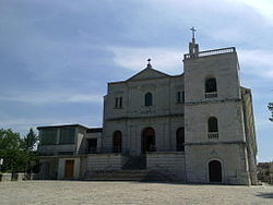 The Basilica of San Gerardo Maiella