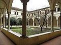 Basilica del Carmine, Chiostro del Capitolo (Padua).JPG