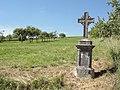 Bassing (Moselle) croix de chemin.jpg