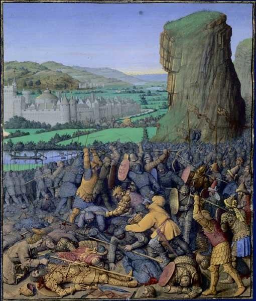 Bataille de Gelboé
