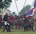 Bataille de Rocroy Duels porte drapeau 44196.jpg