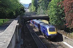 Bath Sydney Gardens - FGW 43175 up train.jpg