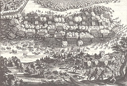 Battle of Fleurus 1622