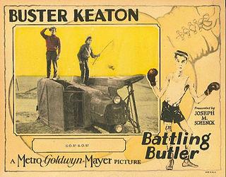 <i>Battling Butler</i> 1926 film by Buster Keaton