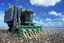 cotton machine that uses