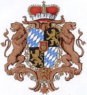 Arms of the Bavarian electorate 1753 Bayern1753.jpg