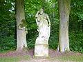 Bayreuth 20.06.10 Eremitage, Sokrates-Statue, Johannes Schnegg 1755.JPG