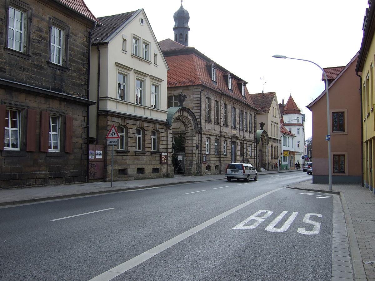 Bismarckstraße Bayreuth