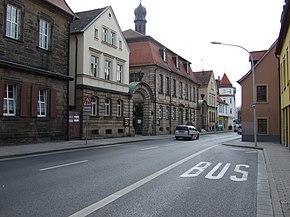 Südwestliche Innenstadt Bayreuth Wikipedia