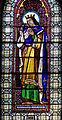 Bazens - Église Saint-Martial - Vitrail -1.JPG