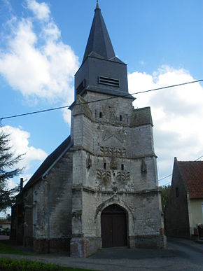 Beauvoir-Wavans - Eglise - 2.JPG