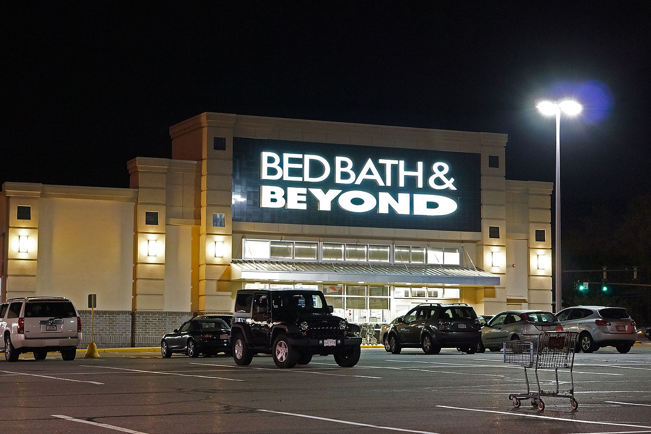 Bed Bath Beyond Inc Janet