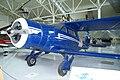 Beech D17A Traveler Staggerwing LFront EASM 4Feb2010 (14589185354).jpg