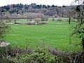 Beim 366 km langen Neckartalradweg, Golfclub Schloss Weitenburg AG - panoramio.jpg