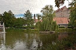 Beim Bauhof in Cadolzburg