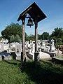 Belfry, Szolnoki út Cemetery, 2017 Abony.jpg