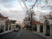 Belgrade, quartier de Dedinje.jpg