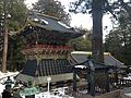 Bell and Bell Tower of Nikko Tosho Shrine.JPG